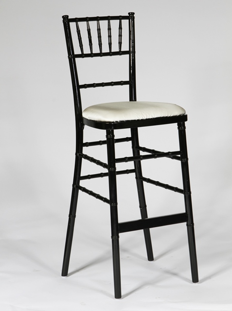 Where to find BARSTOOL CHIAVARI BLACK in Charlotte