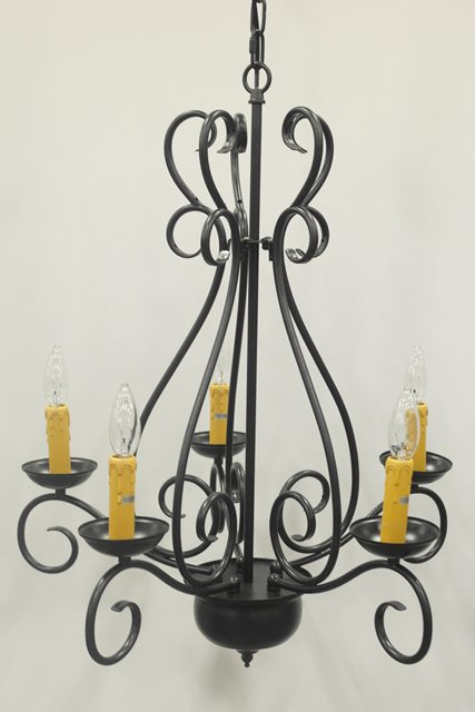 5 light wrought iron chandelier rentals charlotte nc where to rent
