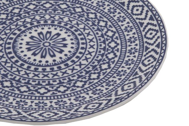 Where to find BOHO COBALT PLATE in Charlotte