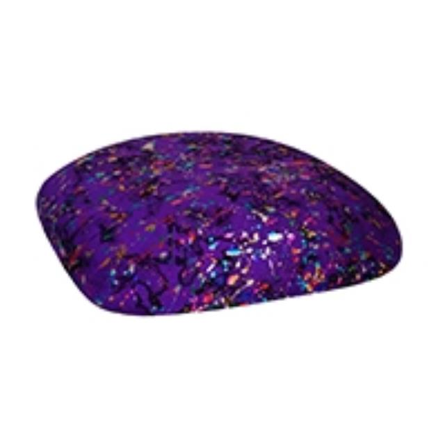 Where to find CAP CHAMELEON PURPLE SPLATTER STRETCH KNIT in Charlotte