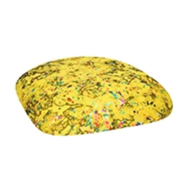 Where to find CAP CHAMELEON YELLOW SPLATTER STRETCH KNIT in Charlotte
